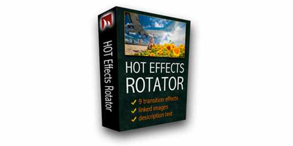 Hot Effects Rotator - для слайд шоу