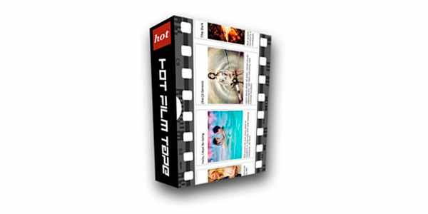 Hot Film Tape - слайдер в виде киноленты для Joomla