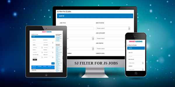 Sj Filter For JS Jobs - модуль для Joomla