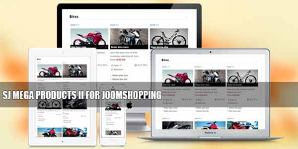 SJ Mega Products II for JoomShopping - модуль для Joomla