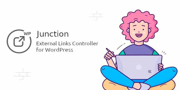 Junction - контроллер внешних ссылок для WordPress