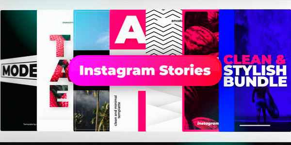 Stylish Instagram Stories - для Instagram Stories на After Effects
